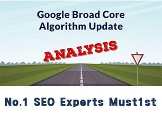 검색엔진최적화를 통해 구글 알고리즘 업데이트 극복하기